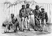 History of Man Tracking: 1834, FreMantle(Australia).