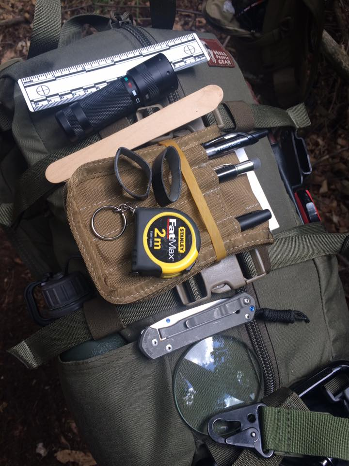 My personal Tracking Kit