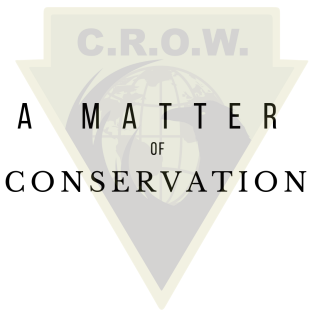a matter of conservation logo