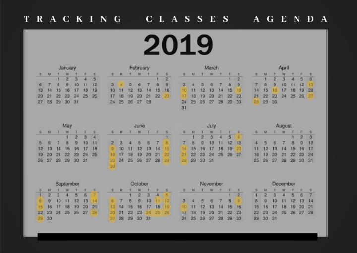 Calendario TWOT