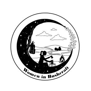 Women in Bushcraft Logo