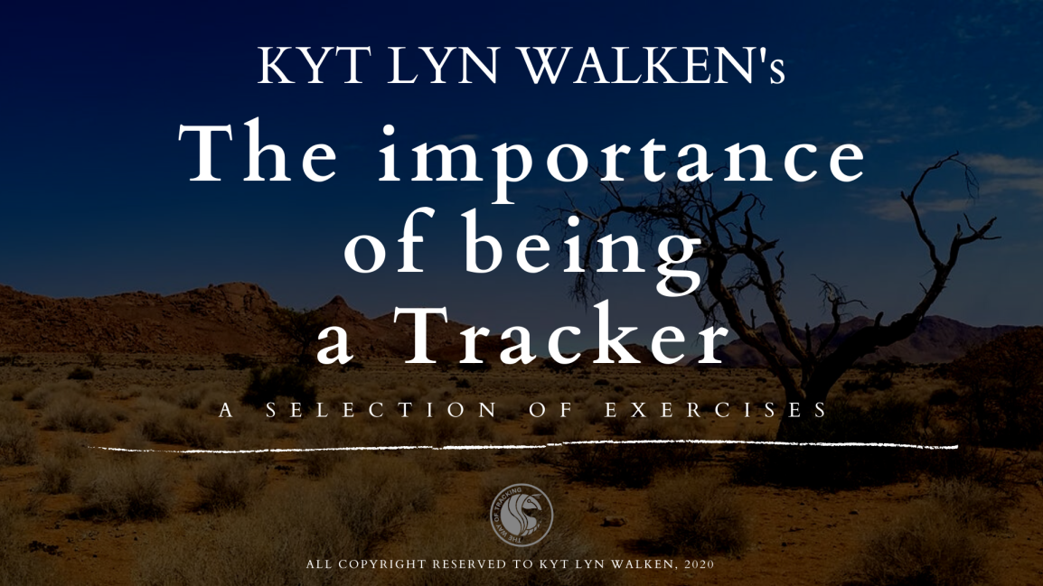 The importance of Being a Tracker